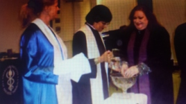 2011 Teal Ordained
